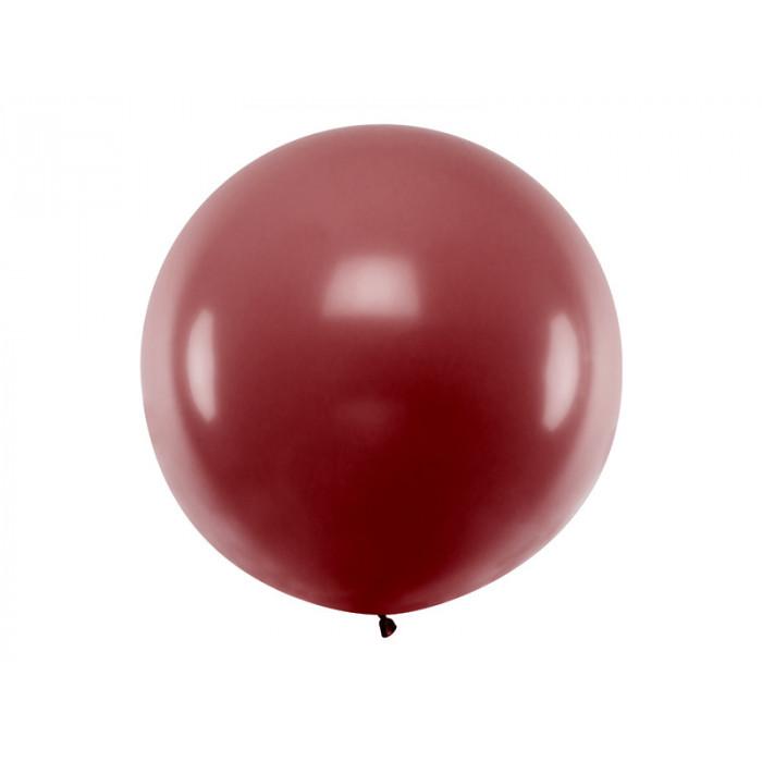 Balony 35 cm, Nawiedzony dom, Pastel Orange