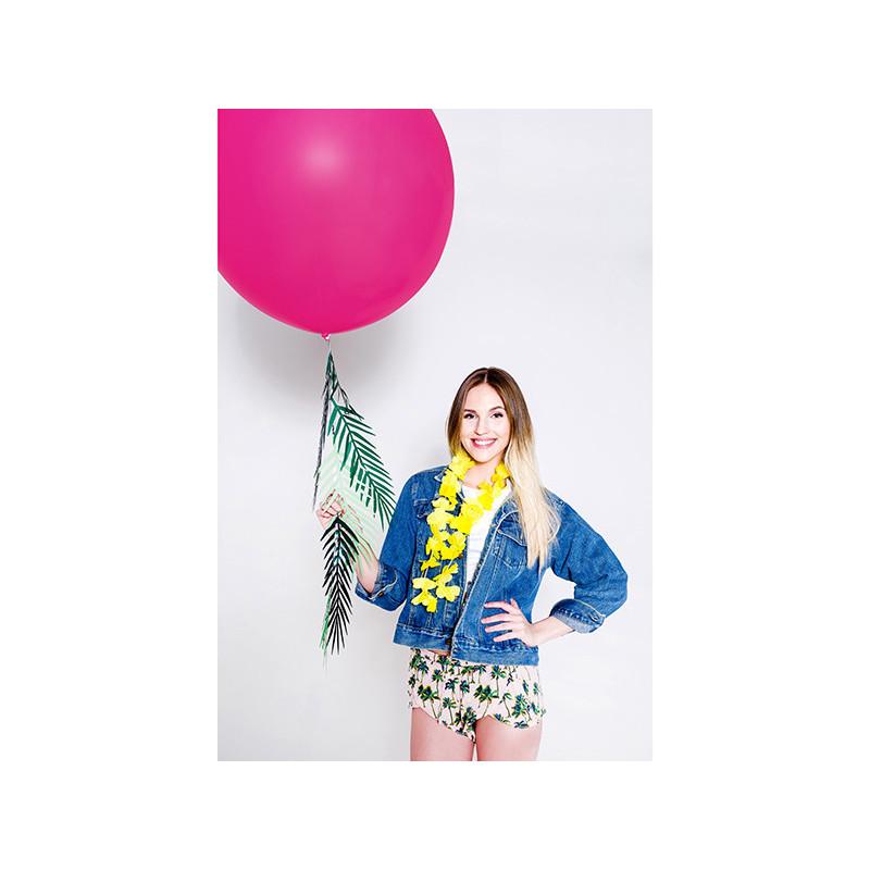 Balony 35 cm, Happy Halloween, Pastel Black