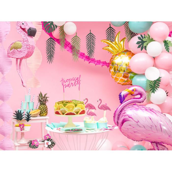 Pająki plastikowe, czarny