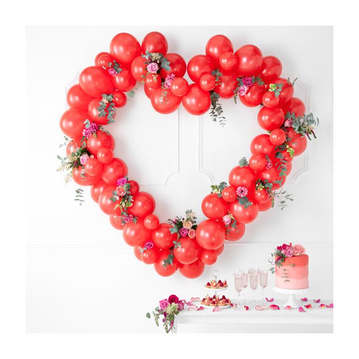 Okulary 50, pomarańcz
