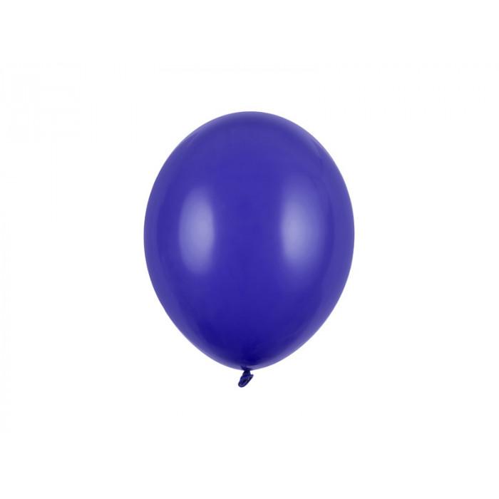 Balony 35 cm Miś - mam już..., P. Baby Blue