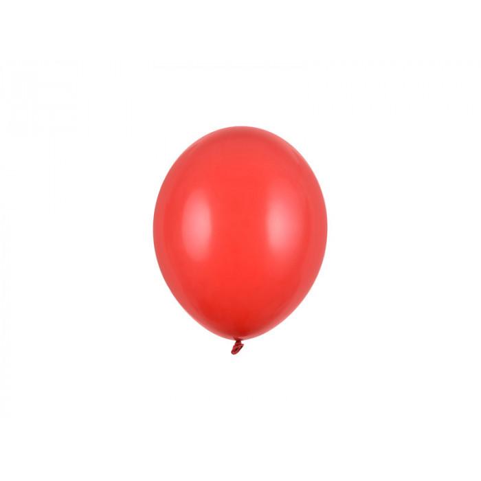 Balony 35 cm, Happy Birthday, Pastel Mix