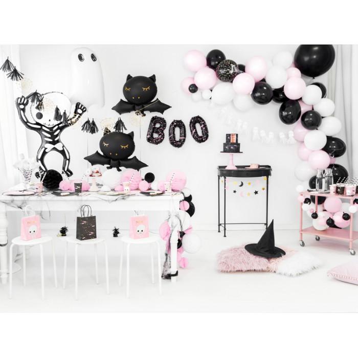 Balony 35 cm, 3rd Birthday, Metallic Mix
