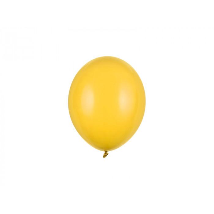 Balony 35 cm, 7th Birthday, Metallic Mix