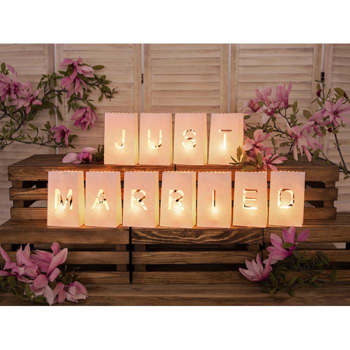 Plakat Witamy Gości Weselnych, 58 x 40cm 1szt.