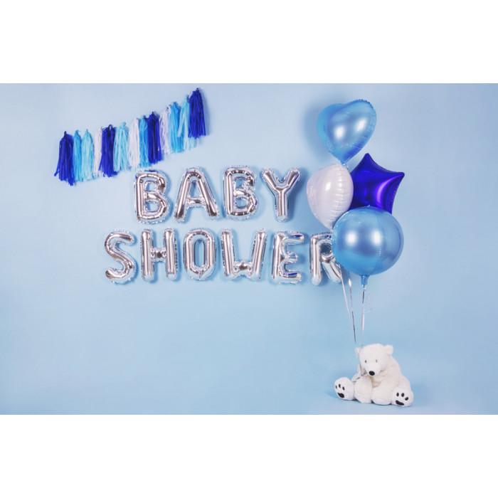 Balony 30 cm, Crystal Mix