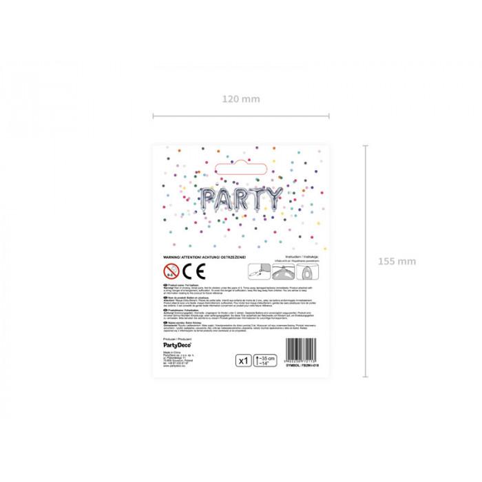 Balony 30 cm, Crystal Maroon