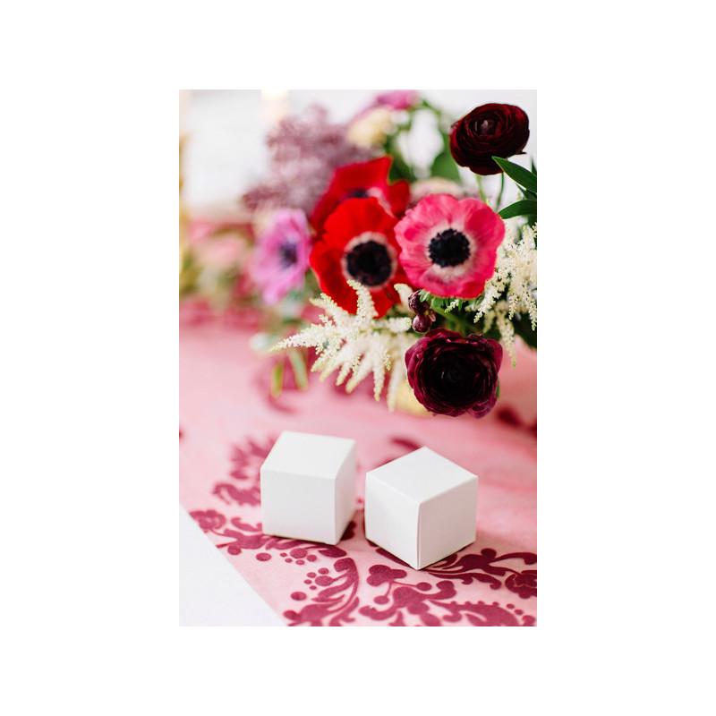 Diamentowe konfetti, j. różowy, 20mm