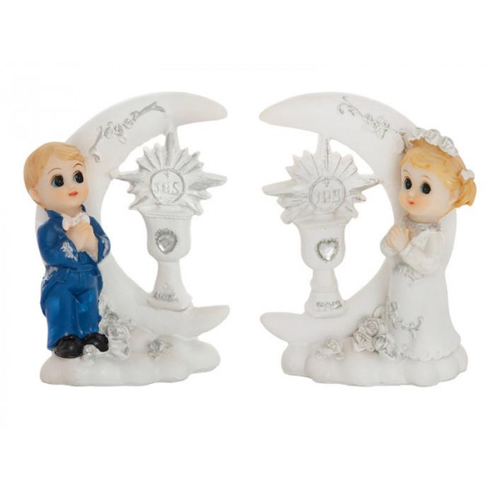 Balony 35 cm, Metallic Blue