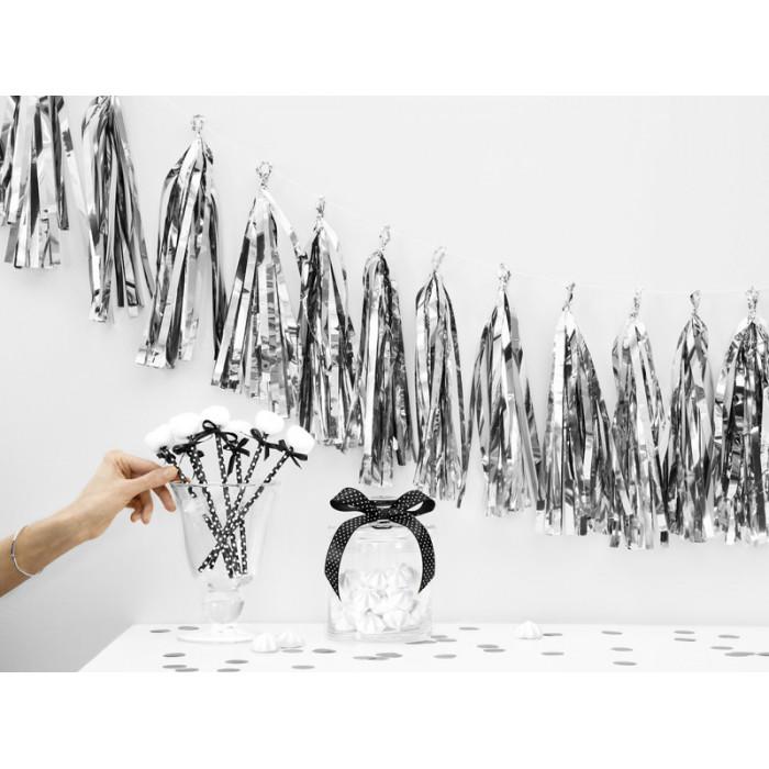 Balon 1m, okrągły, Pastel zielony