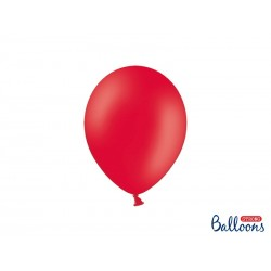 Balony 25 cm, Pastel Poppy Red