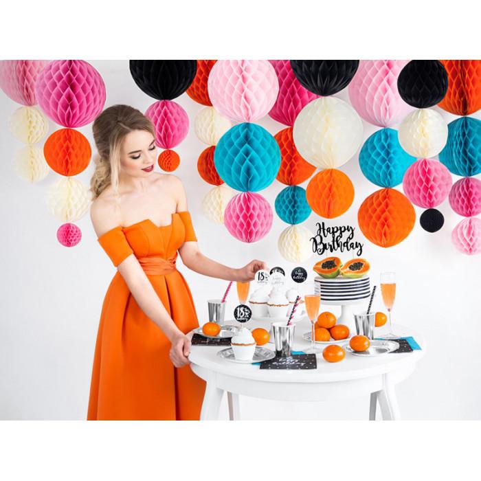 Figurka Chłopiec Aniołek, niebieski, 6,5cm