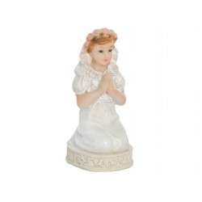 Figurka komunijna Dziewczynka, 11cm