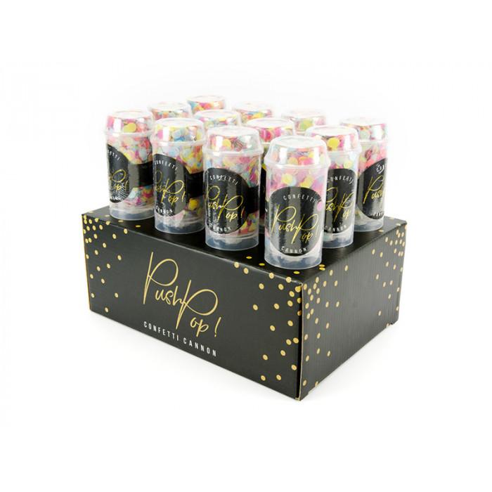 Świeczka urodzinowa Liczba 60, z brokatem