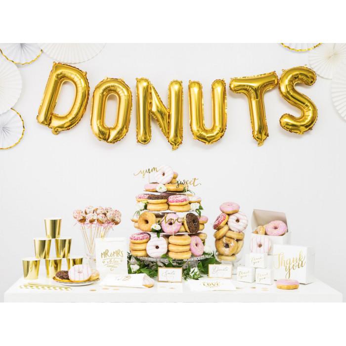 Konfetti metalizowane, liczba 50, 15g