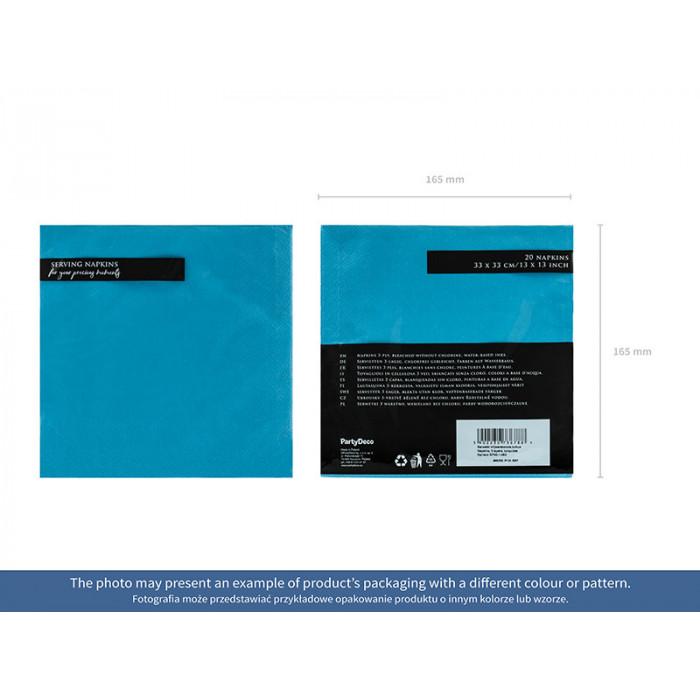 """Balon foliowy 18"""" HRT, czerwony"""