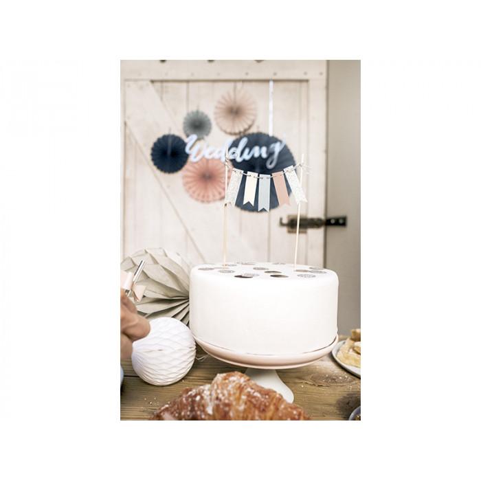 Okulary I see drunk people, turkusowy