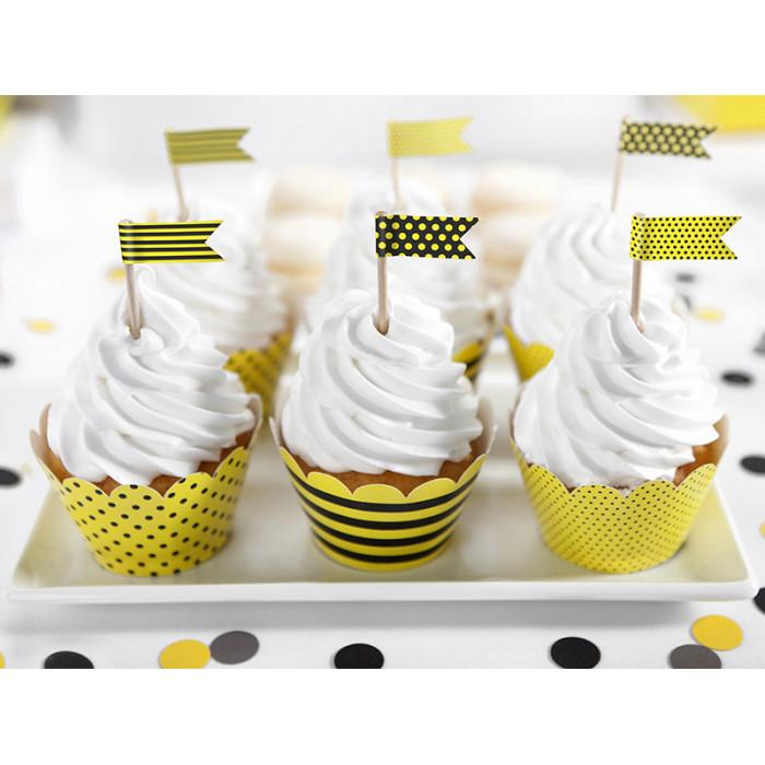 Tutu Pszczółka, żółty, 60 x 30cm