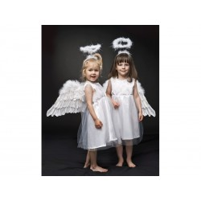 Sukienka z tiulem Aniołek, do 2 lat