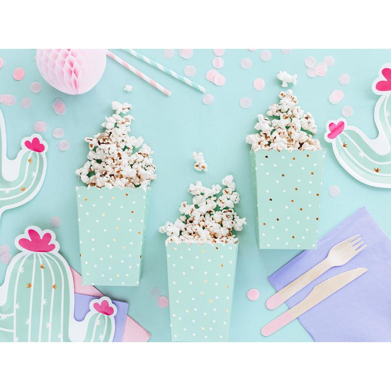 Płatki róż w woreczku, czerwony