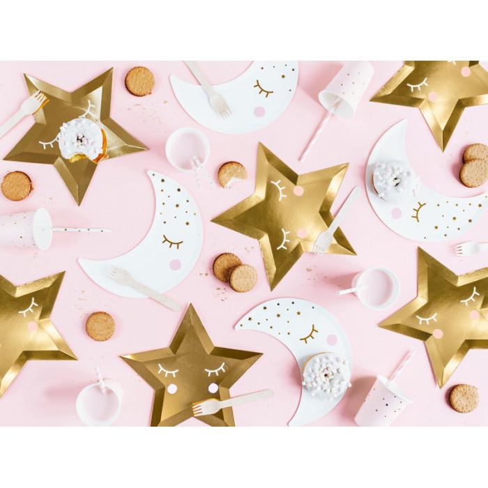 Lampion papierowy, tiffany blue, 35cm