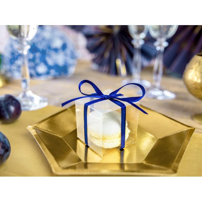 Aplikacje Serduszka, srebrny, 10mm