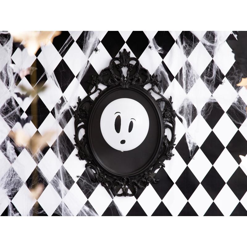 Słomki papierowe, j. róż, 19,5cm