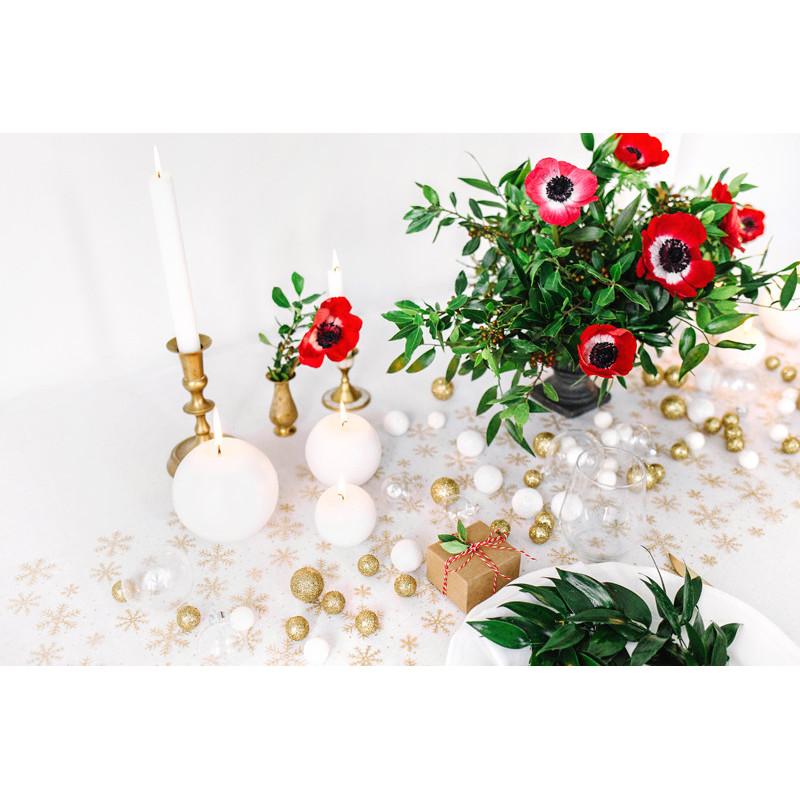 Woreczki z organzy - różowe - 7,5x10cm - 10 sztuk
