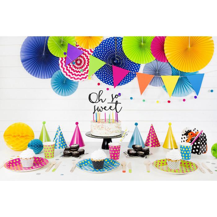 Pudełeczka w kropki, różowy