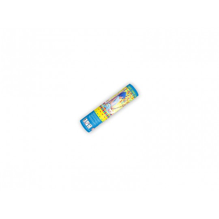 Tuba z konfetti, mix, 20cm