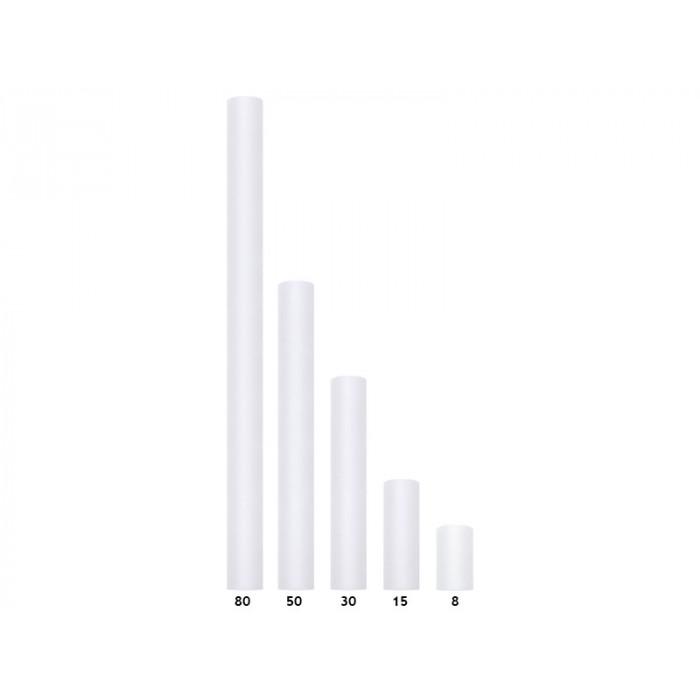 Boa, czerwony, 180cm