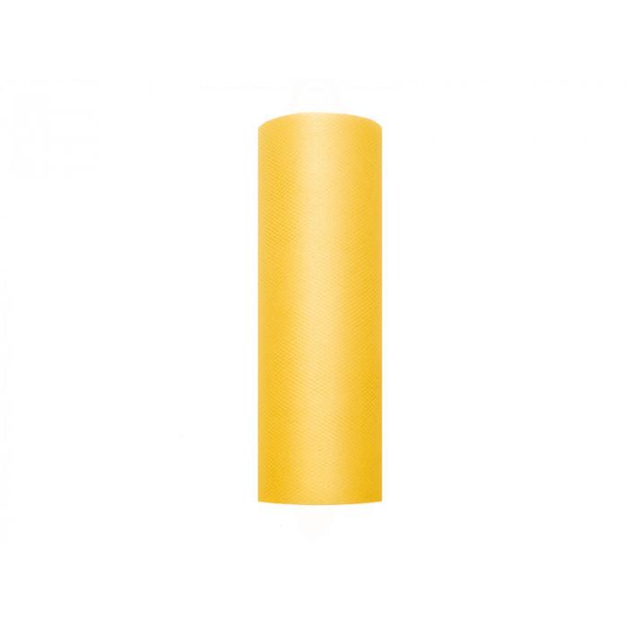 Boa, żółty, 180cm