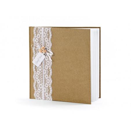 Wizytówka na stół Pszczółka, mix, 8 x 6,5cm