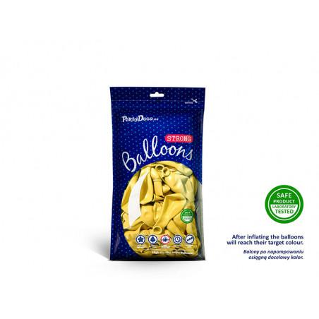 Rozeta bibułowa Śnieżynka, biały, 37cm