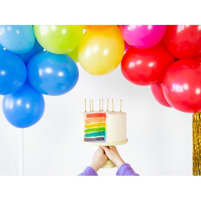 Emblemat IHS, biały i złoty