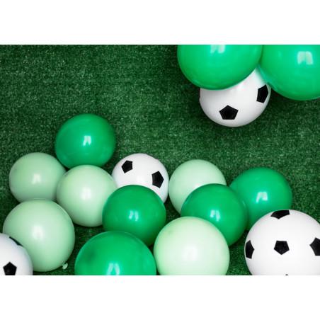 Balony 35 cm, 18th Birthday, Metallic Mix