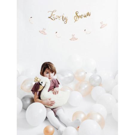 Balony 35 cm, Trampek - Number 1, P. Blue