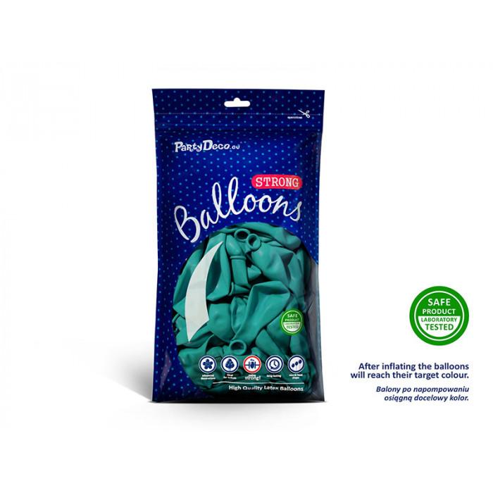 Świderki Piłka nożna, zielony, 61cm