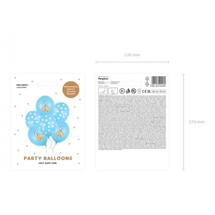 Konfetti Serca, czerwony, 5mm, 30g