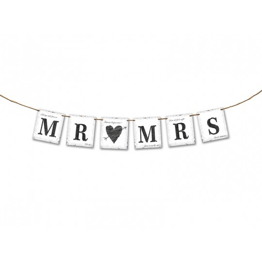 Baner MR MRS, 77cm