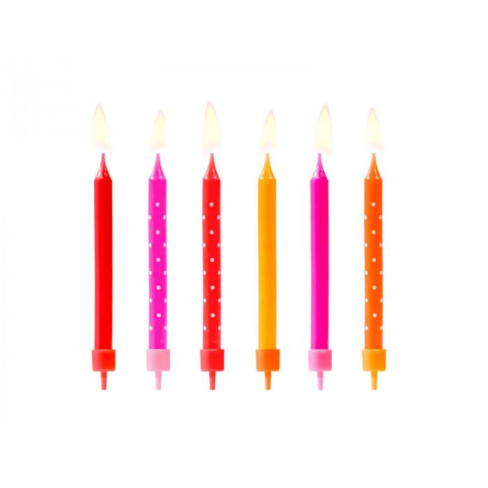 Zawieszki na alkohol, biały i złoty