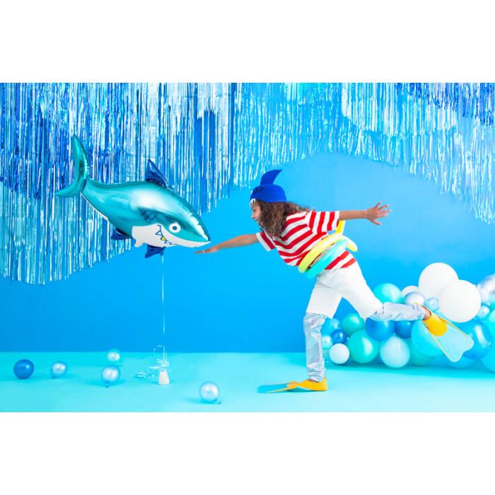 Tiul gładki, żółty, 0,15 x 9m