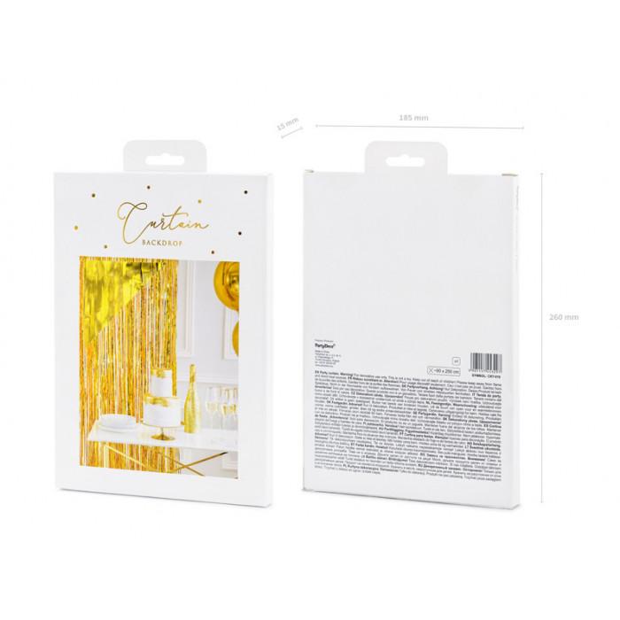 Tiul gładki, fiolet, 0,15 x 9m