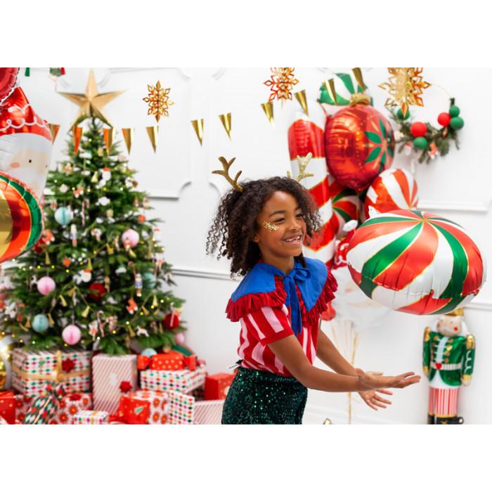 Tiul gładki, biały, 0,3 x 9m