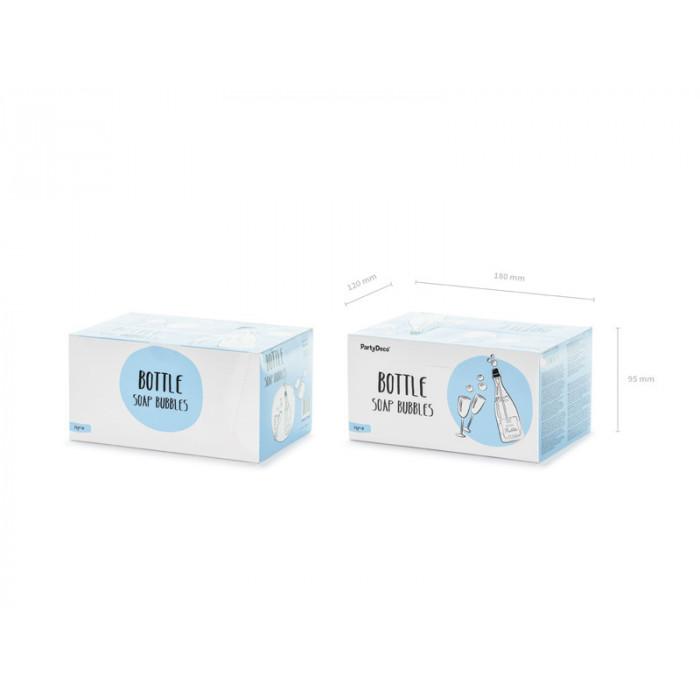 Ubranka na butelkę szampana