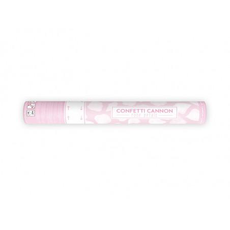 Kryształowy lód, różowy, 25 x 21mm