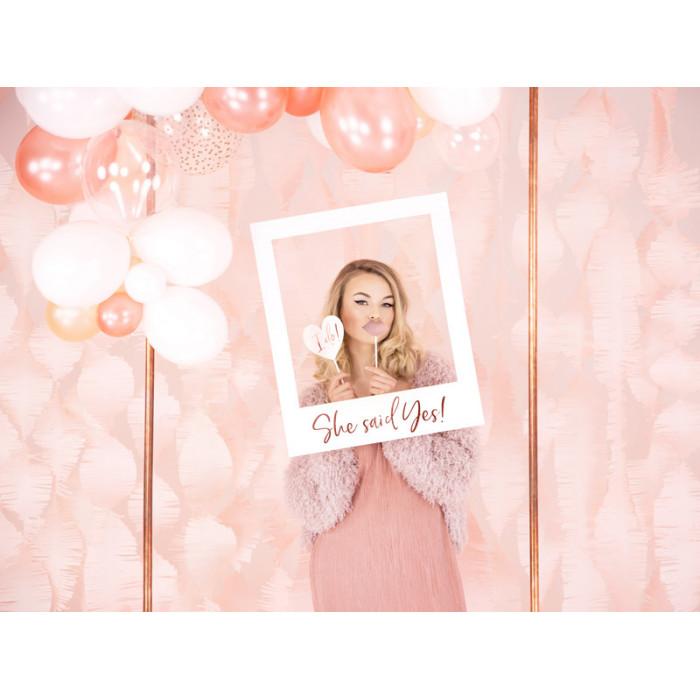 Pudełko na koperty - białe - XL