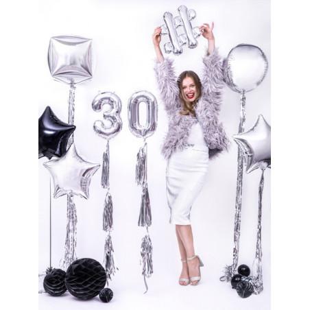 Wizytówki na kieliszki Serce, 9,2 x 7,8cm