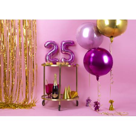 Wizytówki na kieliszki Motyl, 12,5 x 7,6cm