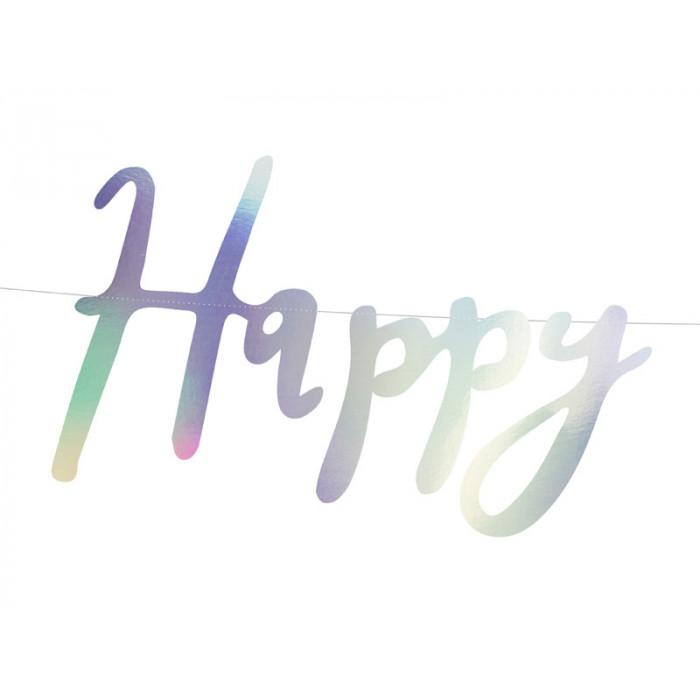 Obciążnik do balonów Dwa serca, perłowy